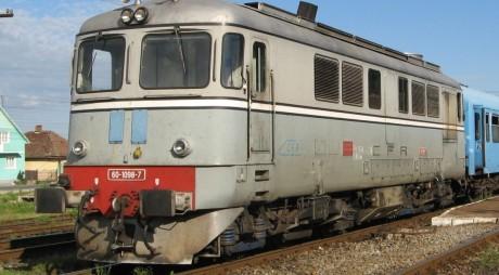 Traficul feroviar la Bănița a fost reluat
