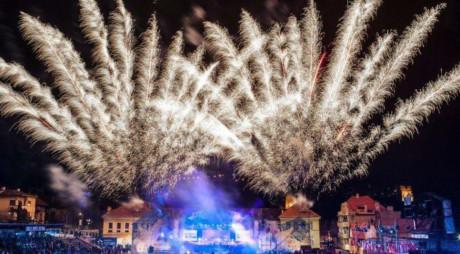 SIMFONIA FOCULUI, în acest weekend, la Alba Iulia | Spectacol pe cer, în Piața Cetății