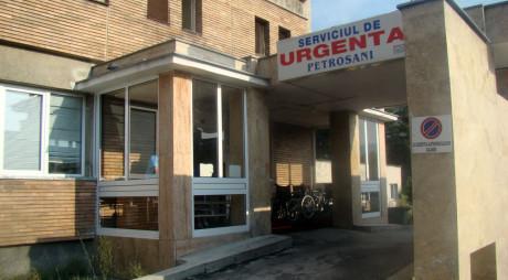 Se fac angajări la Spitalul din Petroșani. 27 de posturi libere
