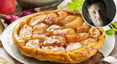 Tartă cu mere a la Jamie Oliver | Reţeta simplă, cu numai 7 ingrediente