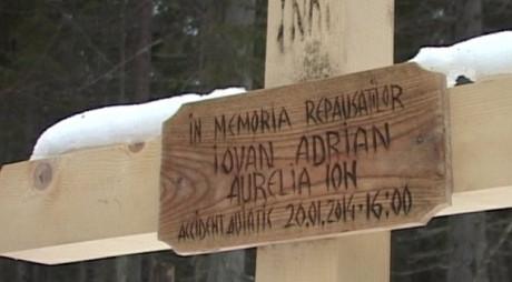 SÂMBĂTĂ | Romaniţa Iovan face parastas de 6 luni pentru pilotul Adrian Iovan, în Apuseni, la locul tragediei