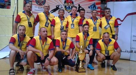 WISPA | POLIȚIȘTI hunedoreni şi fani ai futsalului, pe locul 3 în IORDANIA