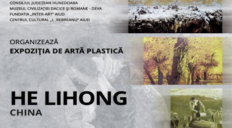 Expoziţie de Artă Plastică a artistului He Lihong, la MCDR Deva