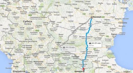 Drumul spre destinația de vacanță preferată de românii a fost scurtat cu patru ore. Se ajunge mai rapid în Grecia ca în Maramureș sau Bucovina