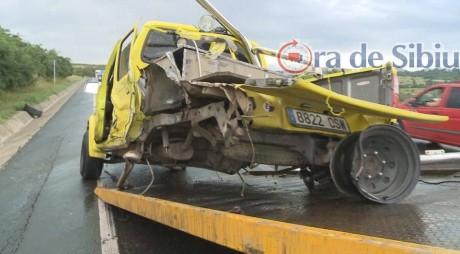ACCIDENT | Patru persoane au fost rănite