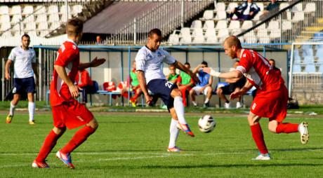 Jucătorii de la FC Hunedoara, cu ștampila de PFA la meci