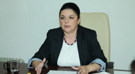 """MARIANA DEAC: FESTIVALUL """"Drăgan Muntean"""" va avea loc la Deva în speranţa că publicul va fi mai numeros"""