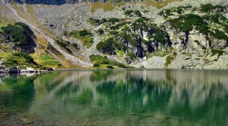 JUDEȚUL HUNEDOARA   TĂUL ȚAPULUI din Munții Retezat, tărâmul ca-n paradis