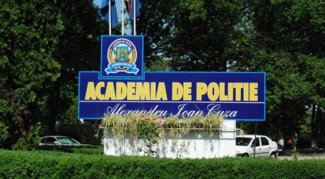 9 tineri hunedoreni, admişi la Academia de Poliţie din Bucureşti