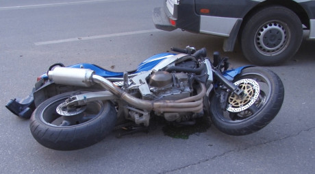 ACCIDENT | Un motociclist a ajuns în stare gravă la spital