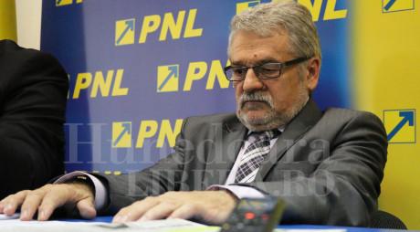 BOMBĂ: Şefii PNL nu-l mai văd pe MOLOŢ în viitor