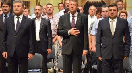 PREZIDENȚIALE 2014 | Klaus Iohannis a fost ieri la Alba Iulia