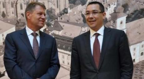 SURSE | Sondaj intern la PDL: Iohannis se apropie de Ponta