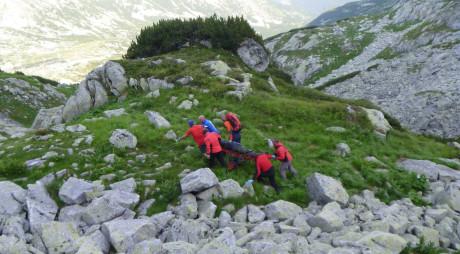 O aplicație Salvamont va permite localizarea utilizatorilor rătăciți sau răniți pe munte