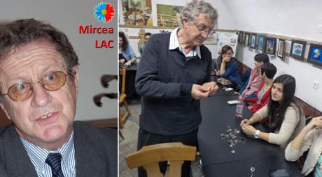 Premianții fără premii: Mircea Lac, profesorul care sădește pasiunea pentru sculptură