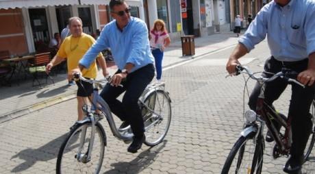 Deva vrea să devină primul VELO CITY din România