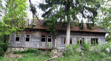 PATRIMONIU HUNEDOREAN | Școala din Ticera
