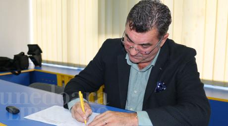 Primarul conservator al Devei a semnat public susţinerea lui Klaus Iohannis la prezidenţiale