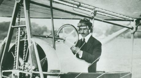 101 ani de la ultimul zbor al lui Aurel Vlaicu, inventator şi pionier al aviaţiei mondiale