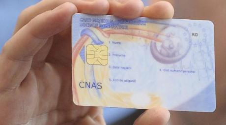 Sute de carduri de sănătate, pierdute înainte de a fi folosite