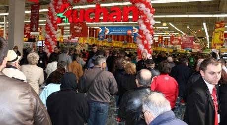 Locuri de muncă | Auchan Deva angajează manageri de raion
