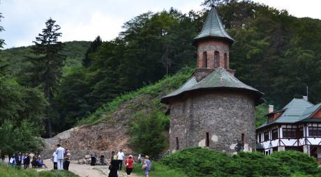 Înălțarea Sfintei Cruci, hramul Mănăstirii Prislop