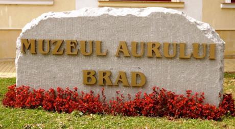 BRAD| Muzeul Aurului, singurul din Europa