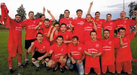 FOTBAL | O echipă de români, campioană în Germania