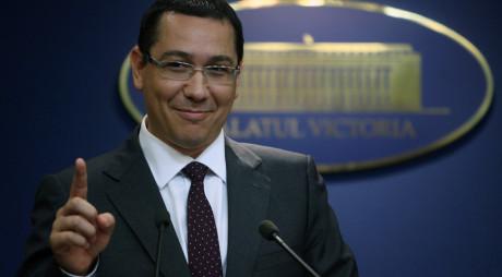 Victor Ponta, cu ochii pe PSD Hunedoara