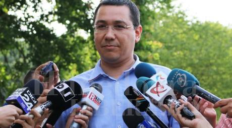 Pe final de campanie, Victor Ponta vine la Hunedoara