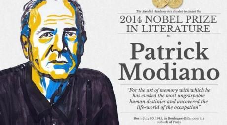 NOBEL 2014. Premiul Nobel pentru literatură a fost câştigat de scriitorul francez Patrick Modiano