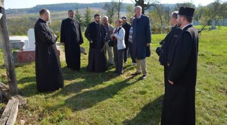 """Experții """"Europa Nostra"""" au vizitat bisericile de lemn din județ"""