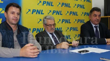 NEWS ALERT | Primarul Devei, Petru Mărginean, s-a înscris în PNL!