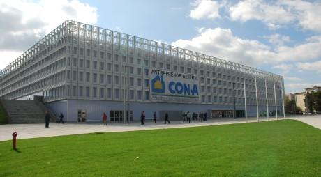 CUM ARATĂ noua Sală Polivalentă din Cluj Napoca