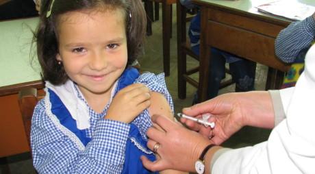 PERICOL. Vaccinarea ANTIRUJEOLICĂ ŞI ANTIRUBEOLICĂ, destinată elevilor de clasa I, a fost AMÂNATĂ