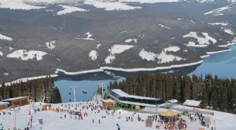 S-a dat startul la distracție la Ski Resort Transalpina