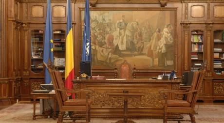 De ce a refuzat preşedintele Iohannis biroul lui Băsescu (VIDEO)