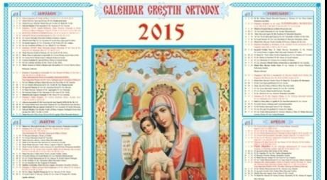 CALENDAR ORTODOX: Când pică marile sărbători religioase de anul viitor