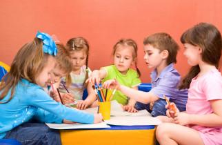 Grupa mare de grădiniță, obligatorie de anul viitor pentru copiii de 5 ani