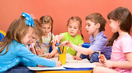 Au început REÎNSCRIERILE în învăţământul preşcolar
