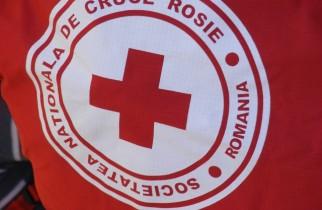 Crucea Roşie Română: 3.570.000 de euro – donaţii de la persoane juridice şi 32.772 de euro – donaţii prin sms