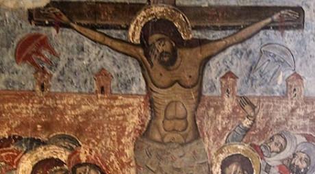 INCREDIBIL! Biserici din România, inclusiv HUNEDOARA, care adăpostesc icoane cu extratereştri