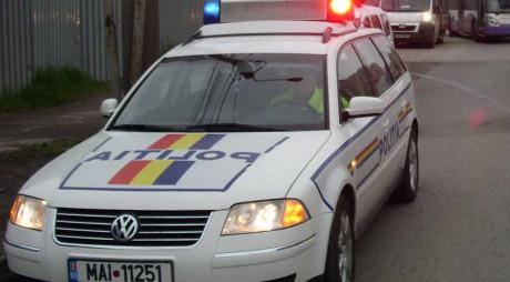 DEVA. Două persoane rănite într-un accident rutier