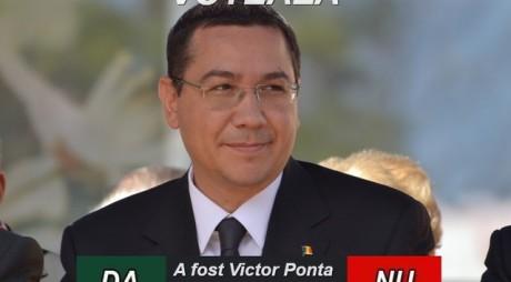 SONDAJ   A fost Victor Ponta ofiţer acoperit?