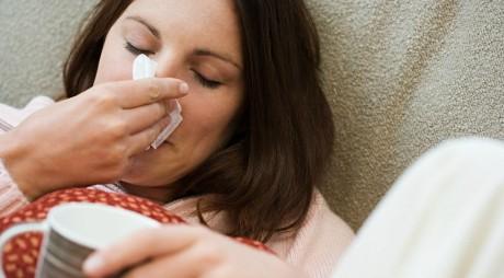 SURPRINZĂTOR! Numărul virozelor a scăzut odată cu temperaturile