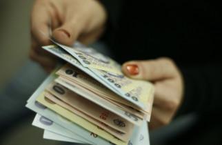 Cât au crescut salariile românilor într-un an