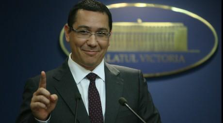 Victor Ponta anunţă ruperea acordului cu FMI