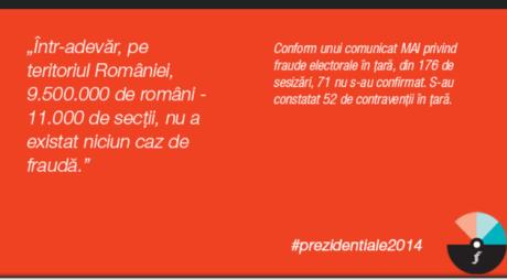 Dezbaterea PONTA-IOHANNIS   LISTA MINCIUNILOR DEMONTATE
