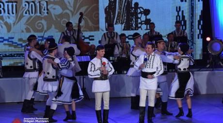 Hunedorenii, pe scena Festivalului de folclor de la Sibiu