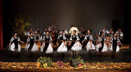"""PREMIERĂ: Ansamblul """"Drăgan Muntean"""", la cel mai mare festival naţional de folclor"""